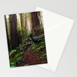 Forest of the Giants Stationery Cards