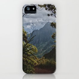 The Garden Isle iPhone Case