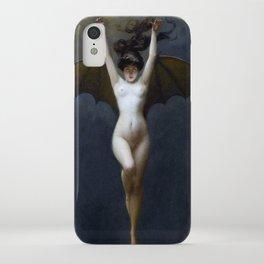 THE BAT WOMAN - ALBERT JOSEPH PENOT iPhone Case