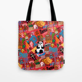 The Letter P Tote Bag