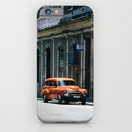Casa Cubana iPhone Case