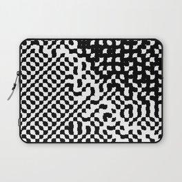 noisy pattern 12 Laptop Sleeve