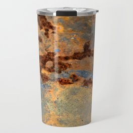 Rusted Reefs Travel Mug
