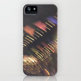 Lights and Pennants iPhone Case