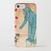 will graham iPhone & iPod Cases featuring GRAHAM CRACKERS by RAGING BUNNIES