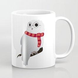 Book Nerd Hedwig Coffee Mug
