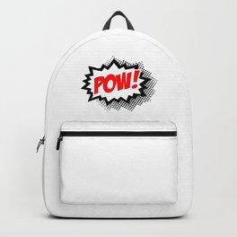 POW! Comic Bubble Backpack