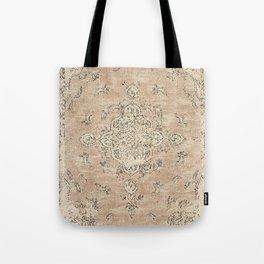 Heritage Vintage Rug Design Tote Bag