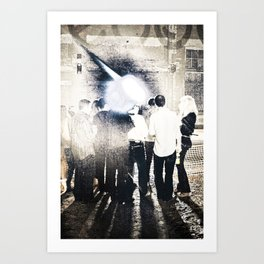Kulture Klash '10 Art Print
