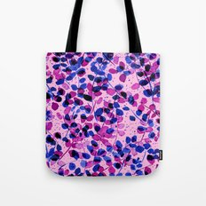 Synergy Purple Tote Bag
