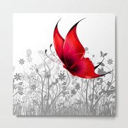 Fantasy Butterfly #10 Metal Print