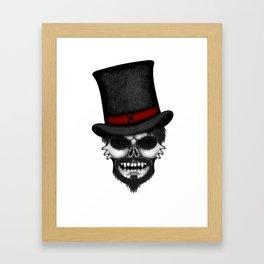 Sir ErrorFace Framed Art Print