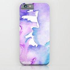 blue wash iPhone 6 Slim Case
