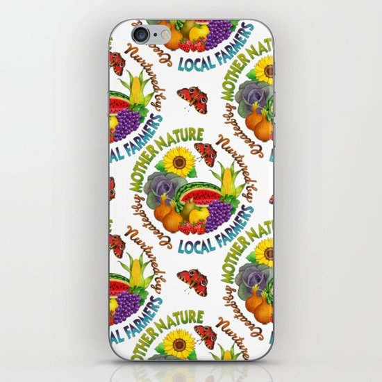 Created by Mother Nature.... iPhone & iPod Skin