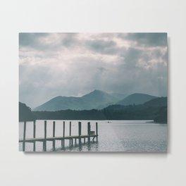 Derwentwater, Keswick, Lake District Metal Print