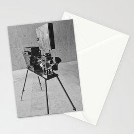 Vintage Cinema Camera Stationery Cards