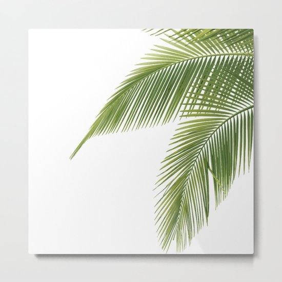 Simply Tropical Metal Print