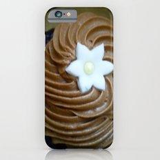 Chocolate cupcake iPhone 6 Slim Case