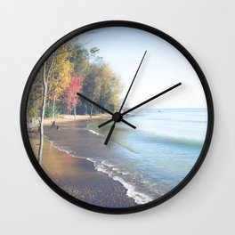 Wasted On You Wall Clock