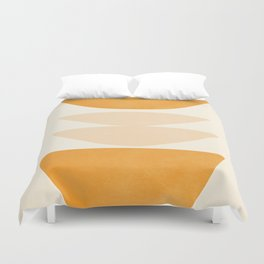 Abstract Shapes 36 Duvet Cover