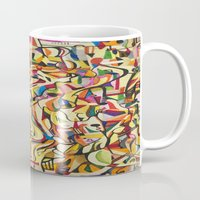 mexico Mugs featuring Mexico by Jose Luis