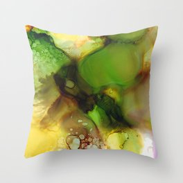 Sands of Time 2016 Throw Pillow