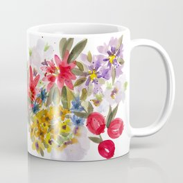 Farmers Market Bouquet 1 Coffee Mug