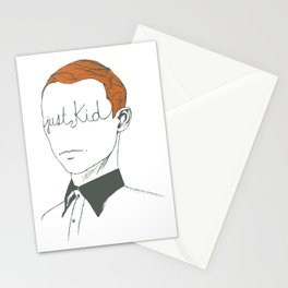 JUST KID Stationery Cards