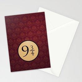 9 3/4 Stationery Cards