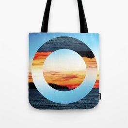 Decoy Geometry Tote Bag