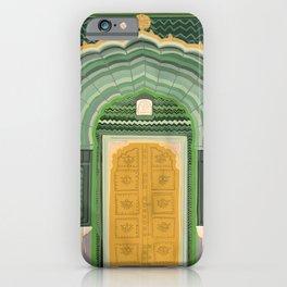 Green Gate Jaipur  iPhone Case