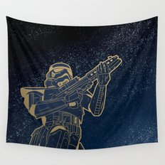 Star Wars Gold Edition Wall Tapestry