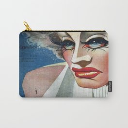 CineArte 1936 Joan Crawford Carry-All Pouch