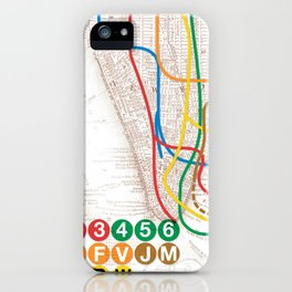 What the Future Awaits for New York I iPhone Case