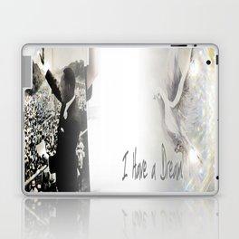 I have a dream Laptop & iPad Skin