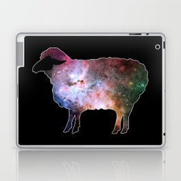 Psychedelic Sheep of the Family (3) Laptop & iPad Skin