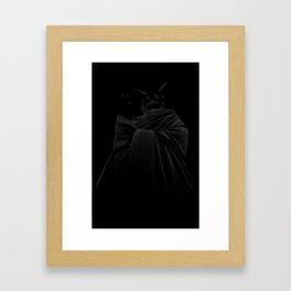 Obscure Insanity Framed Art Print