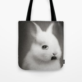 G.W Rabbit Tote Bag