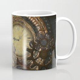 Steampunk Clocks Coffee Mug