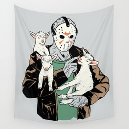 Cute Kid Wall Tapestry