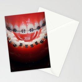 Dental braces Stationery Cards