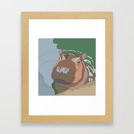 'Lil Fiona Framed Art Print