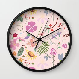 The Littler Things Wall Clock