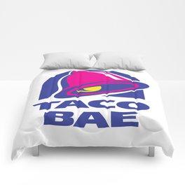 Taco Bae Comforters