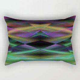 Geometric abstract disign Rectangular Pillow