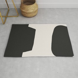 Moon Crater Rug