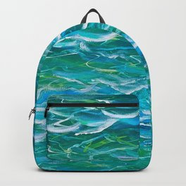 Ocean Waves Etude Backpack