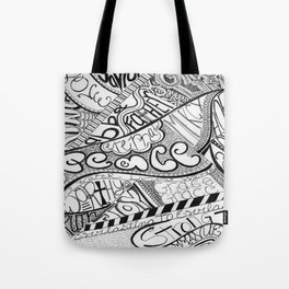 Attributes of God Tote Bag