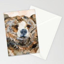 BEAR#3 Stationery Cards