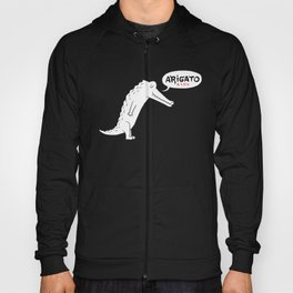 Domo Alligator Hoody